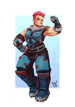Zarya by vitamindy
