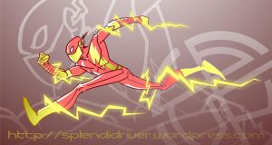 Flash redesign by splendidriver