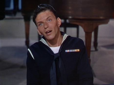 Frank in 'anchors aweigh' by slr1238