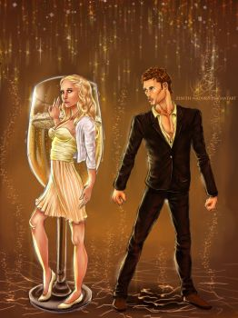 Klaroline: Is that our thing by MirRoriel