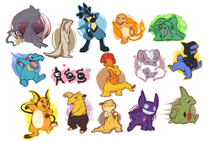 Pokemon Livestream Requests