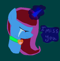I miss you... by MeowMeowArt2005