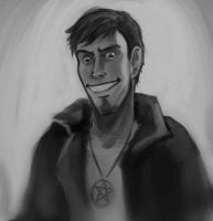 I've met my subconscious. He's kind of a jerk. by melody-lu