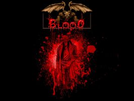 blood wallpaper by niconosave