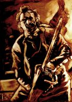 Texas Chainsaw Massacre by bloodedemon