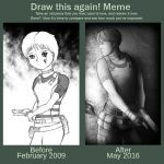 Then and Now by Crimson-Demise