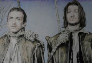 Rosencrantz and Guildenstern Are Dead by cherrymidnight