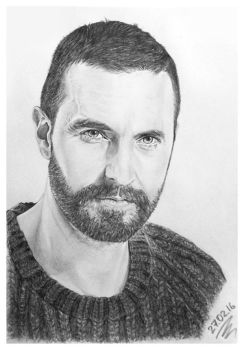 Richard Armitage by hwaetmere