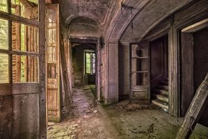 Into the Another World by AbandonedZone