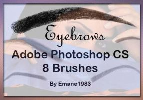 .: Eyebrows Brushes :. by Emane1983