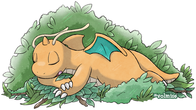 Rest by Volmise