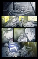 cool page preview (no lettering) by chris-gooding