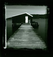 The boathouse by king-dither