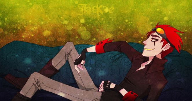 Just relax yourelf by Jackce-Art