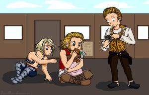 Cookies for Basch by serpentdoness