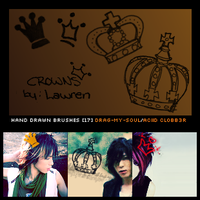 CROWNS__Brushes. by drag-my-soul