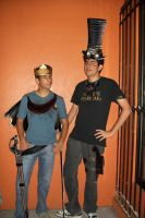 The King and The Nobleman by DominusHatred