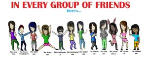 Every Group Of Friends 11