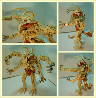 Bionicle MOC - Desertant by Alex-Darkrai