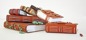 Leather Journals - the next batch by Bluelisamh