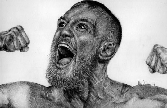 Conor Mcgregor Wallpaper Black And White: Explore Conormcgregor On DeviantArt
