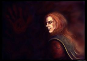 last step to madness by Milulya