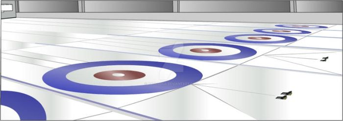 Curling rink 2 by patcoola