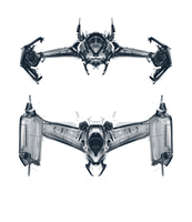Vehicle des: Small escort ship by ghevan