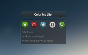 ColorMyLife - Android Icons by diggedy