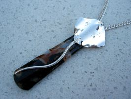 Stingray Pendant by harlewood