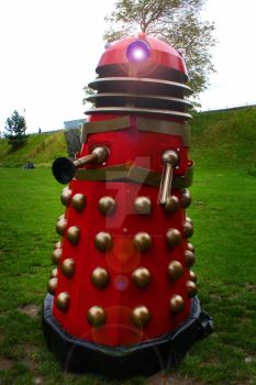 Exterminate! by KirstysCakes