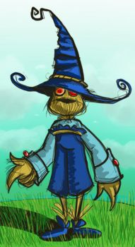 Scarecrow by BigOx2daBox