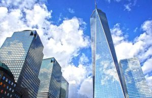 One World Trade Center by Ashley-Himura