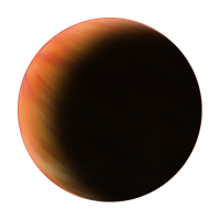 Red Planet PNG by Breezyxox