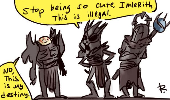 The Witcher 3, doodles 143 by Ayej