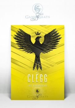 Game of Seats: Clegg by P3RF3KT