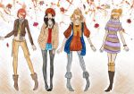 Autumn Collection by fatpear