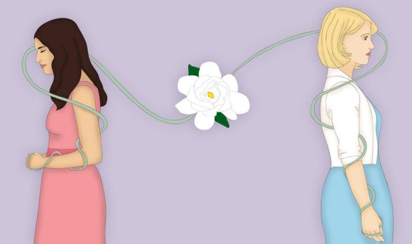 Faberry Week - Green Ribbon of Fate by JewelOfSong