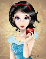 My Snow White by AdrianeSM