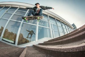 Wisnia Ollie Over Six Stairs by RadoslawSass