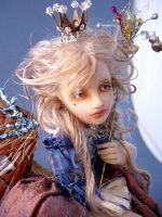 Fairy Court detail by Inchelina