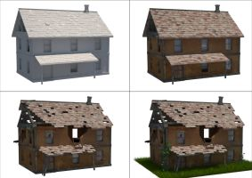 Old House Workflow by tribalise