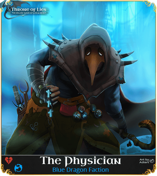 The Physician (Throne of Lies Online) by Imperium42