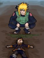 Obito's Mud Fight by Obito--Uchiha