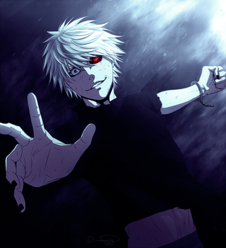 Tokyo Ghoul | My Turn by DivineImmortality