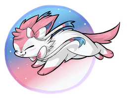 Sylveon by FrostedGear