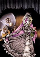 Lady Doll -tome 2- Machinery by Lady-Valiant