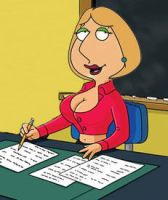 Family Guy Lois Sexy by oden2