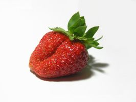 Isolated Strawberry 384760 by StockProject1