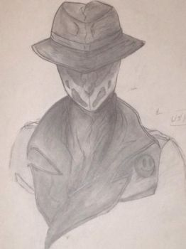 Rorschach by HatedKyougoku13